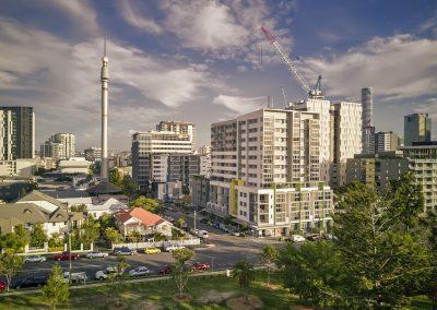 Brisbane Skyneedle aerial photograph