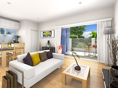 3D Render Visualisation AquaViva Perth