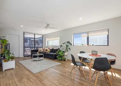 Newstead Apartment Photography