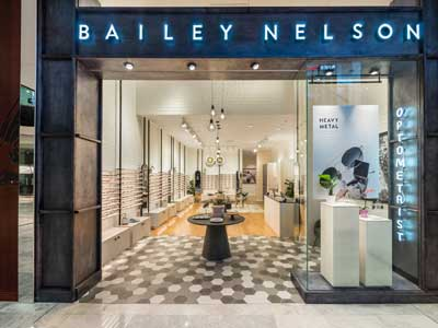 Bailey Nelson Optometrist Chermside Store Photographs