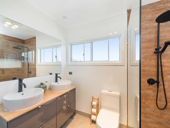 Brisbane northside property photography, bathroom