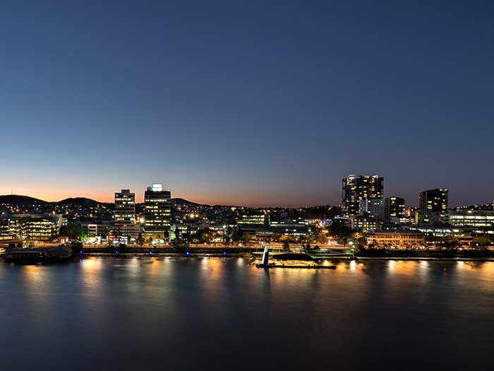 West End Apartment Brisbane river view photography Phil Savory