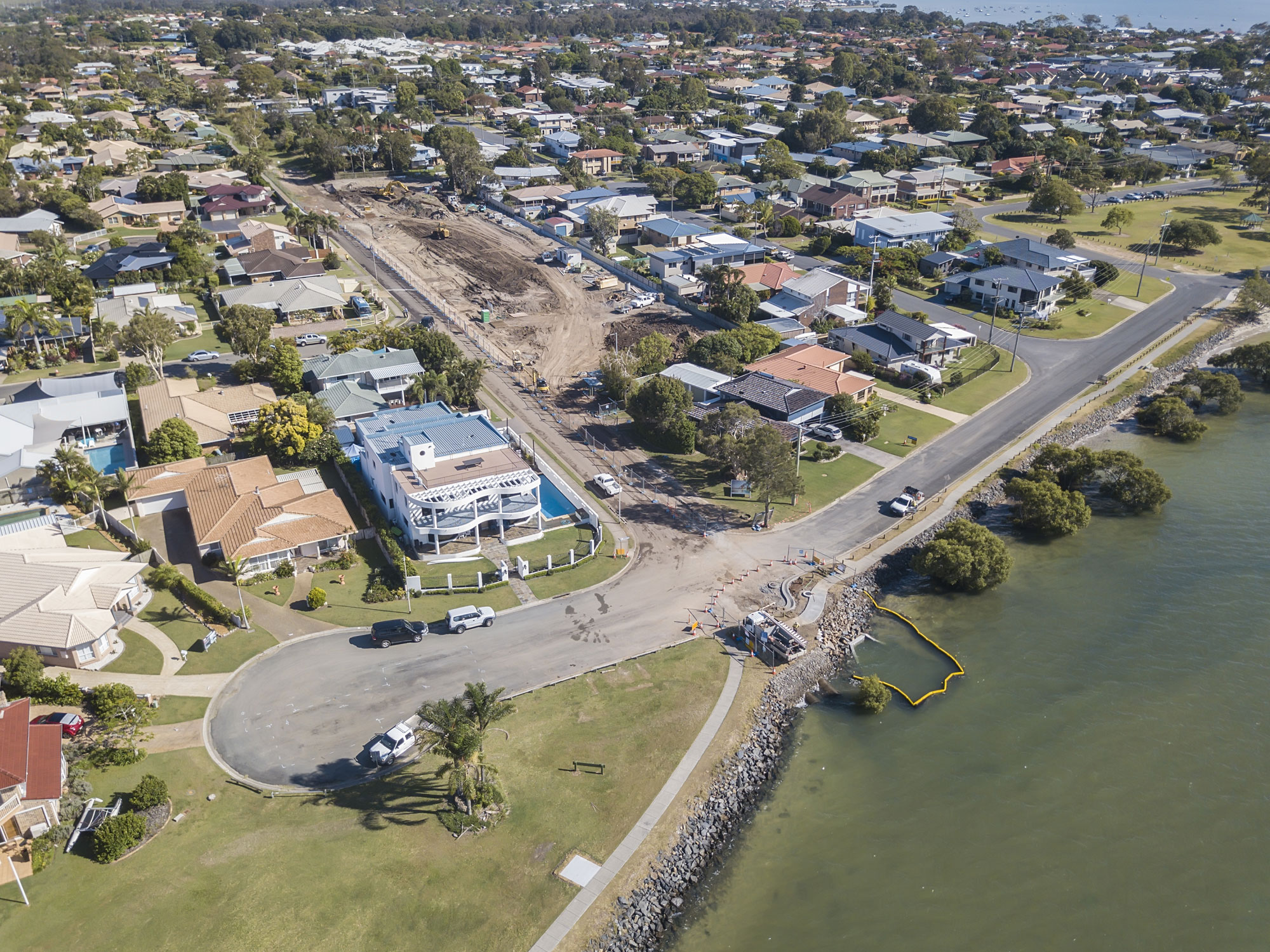 Victoria Point drone photography