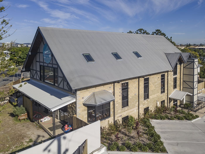Harmony Day Care Centre drone photography