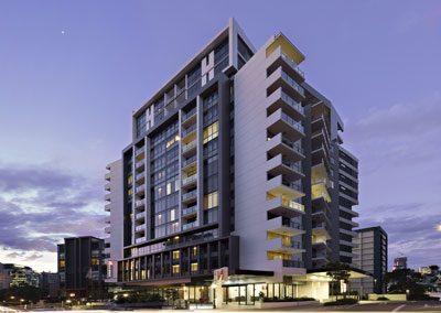 Swiss Bel Hotel Brisbane photography