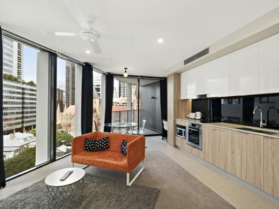 Spire Residences apartment photography