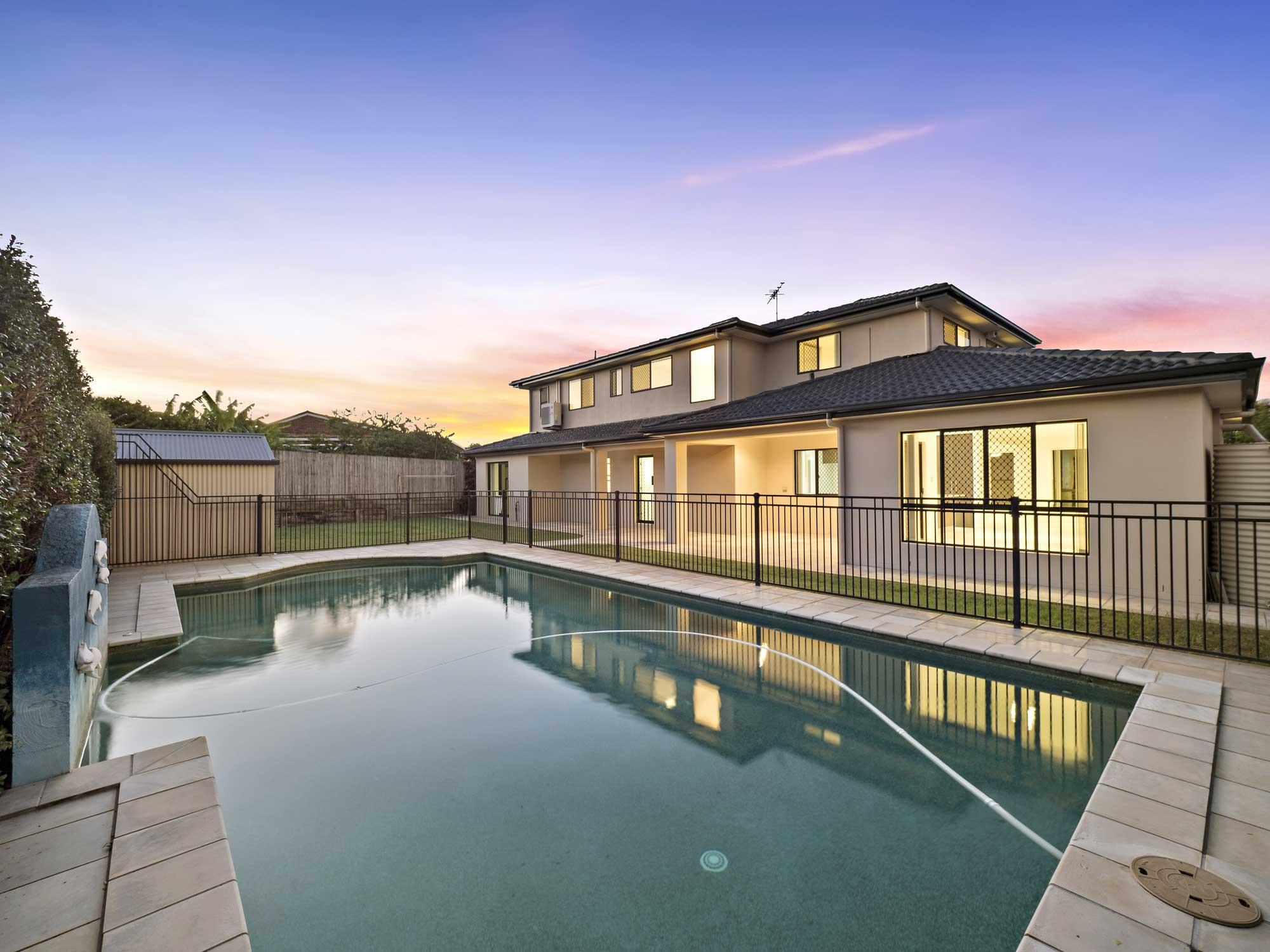 pool area of home for sale, Kuraby Brisbane