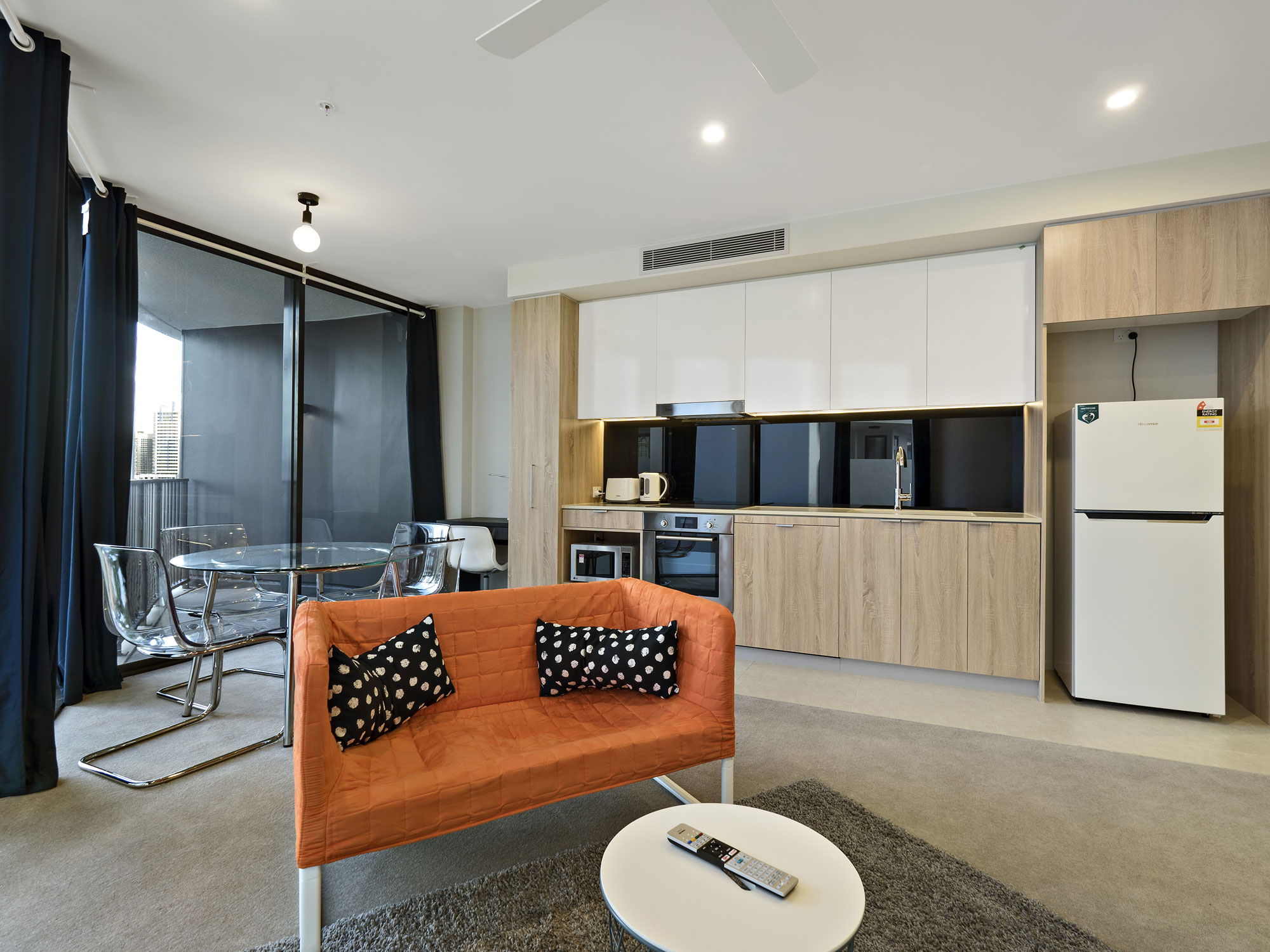 Apartment photography in Brisbane by Phil Savory