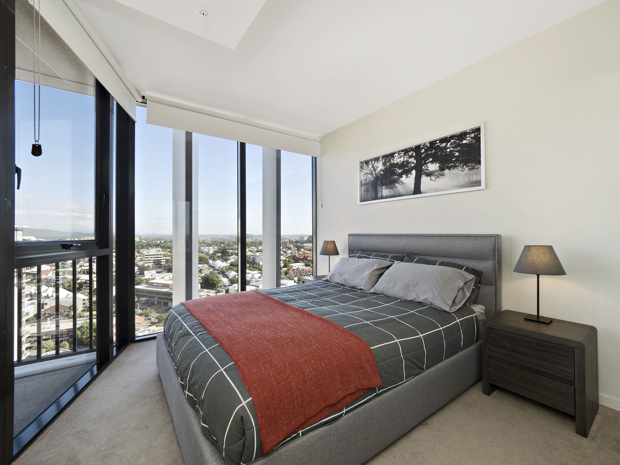 Apartment photography in Redcliffe by Phil Savory