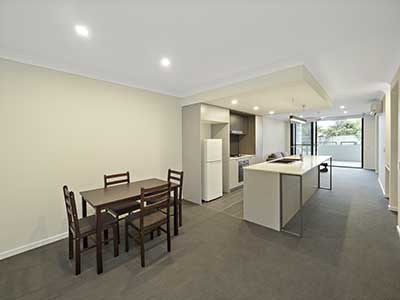 Rental apartment photography 2105 Comer St Coopers Plains