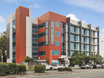 Commercial real estate photography Anzac Ave Redcliffe