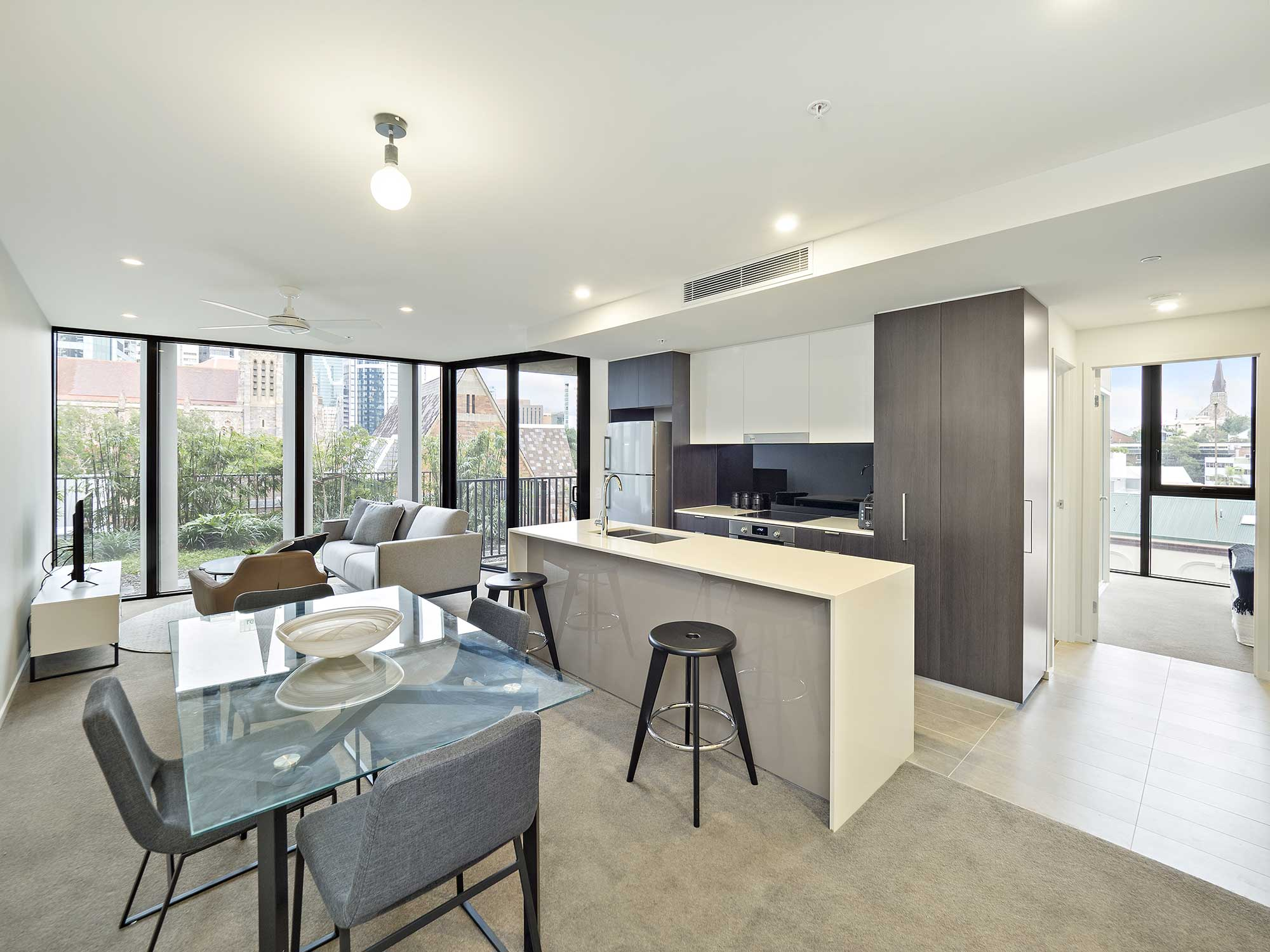 Real Estate Apartment Photography Spire Residences July