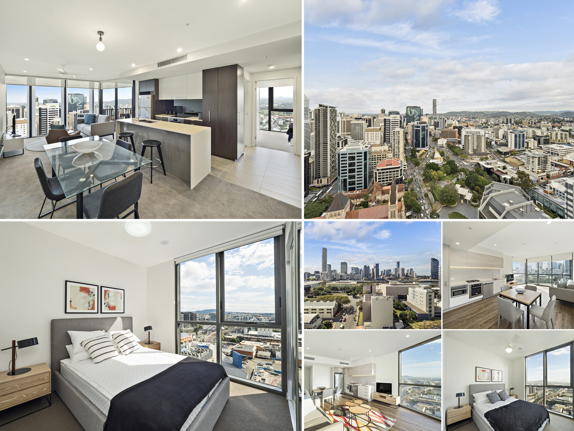 Brisbane apartment real estate photography by Phil Savory