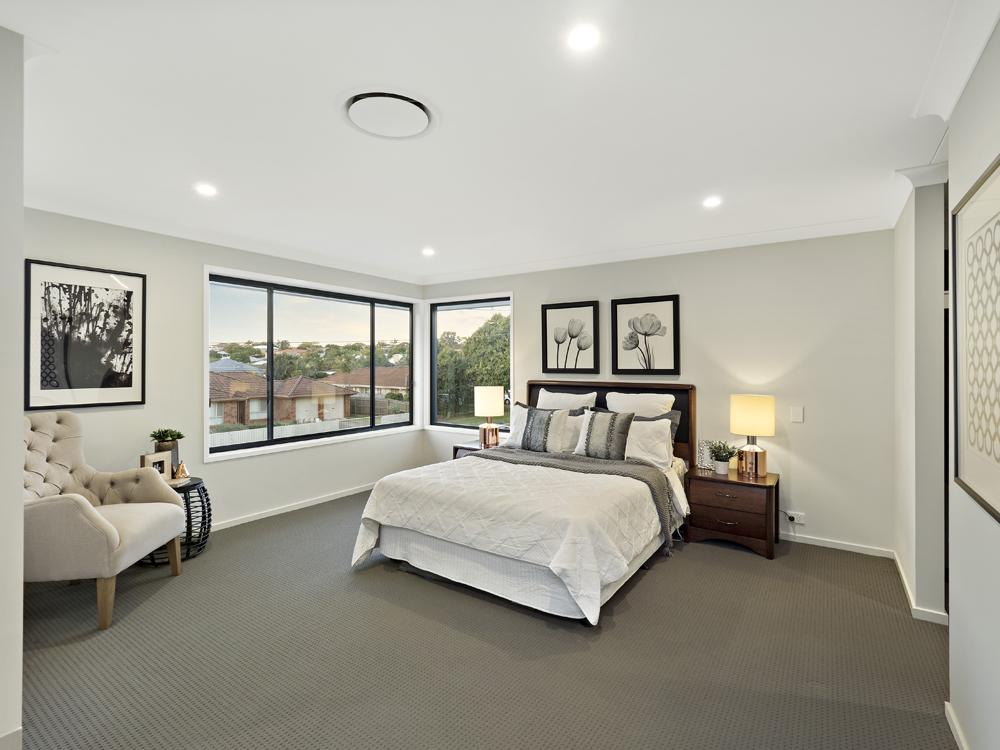 19 Didcot St main bedroom