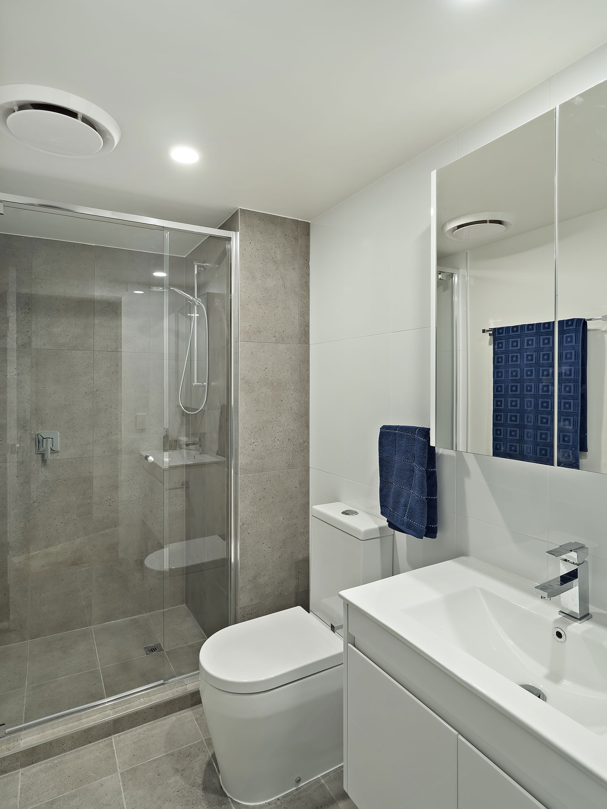 7 Manning St completion photography bathroom