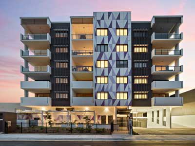 Photography of 33 Sword St Woolloongabba