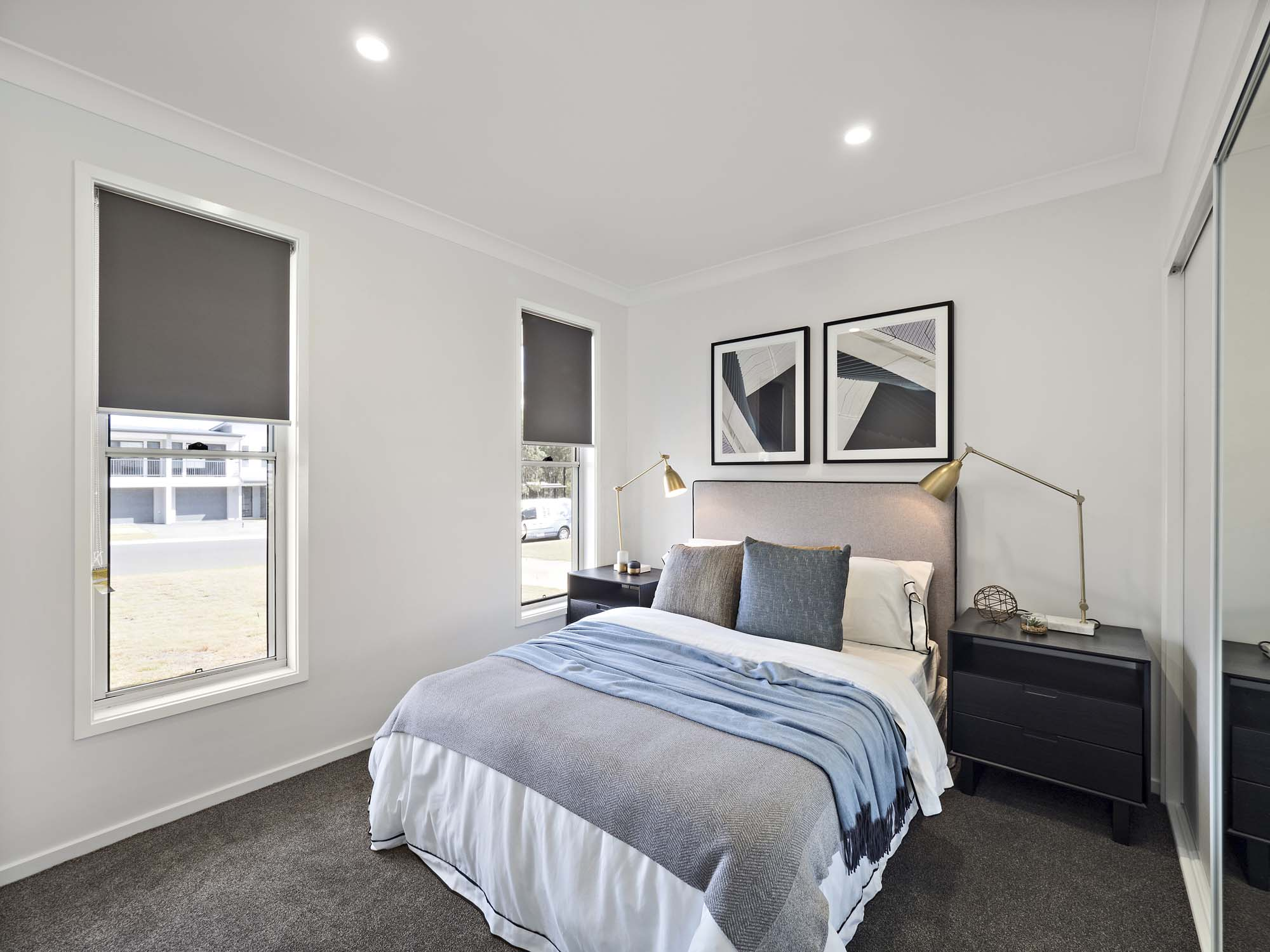 Property photography at Brays Rd Griffin for Alphaline Homes