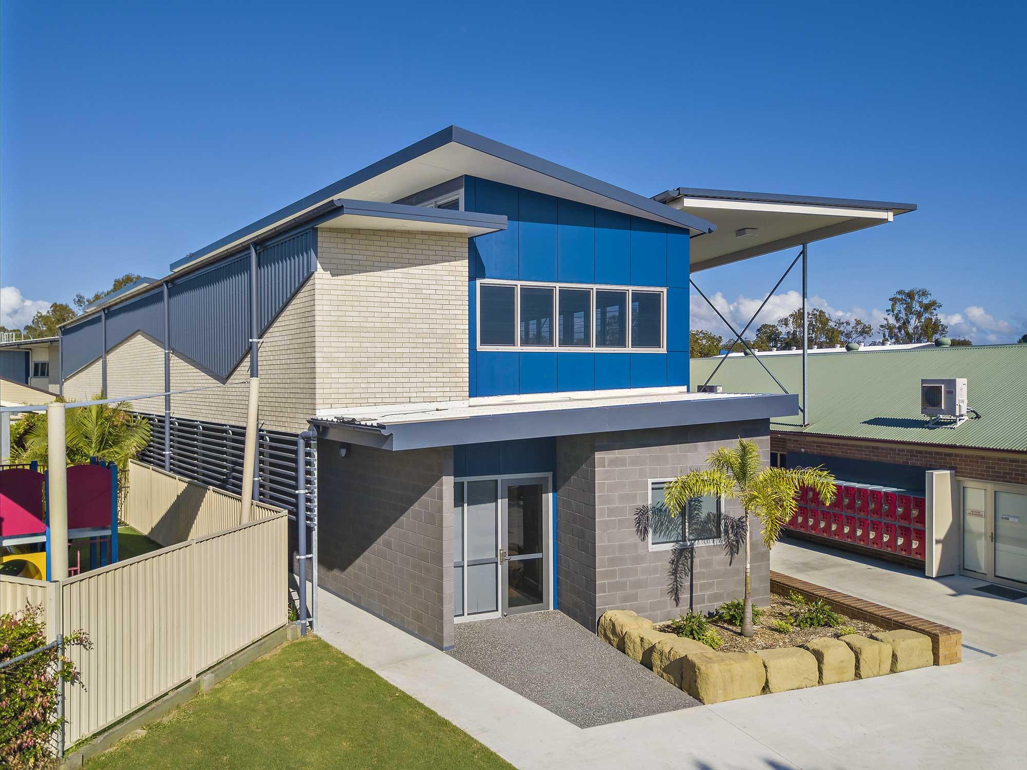 Drone Photography Brisbane - Genesis College school