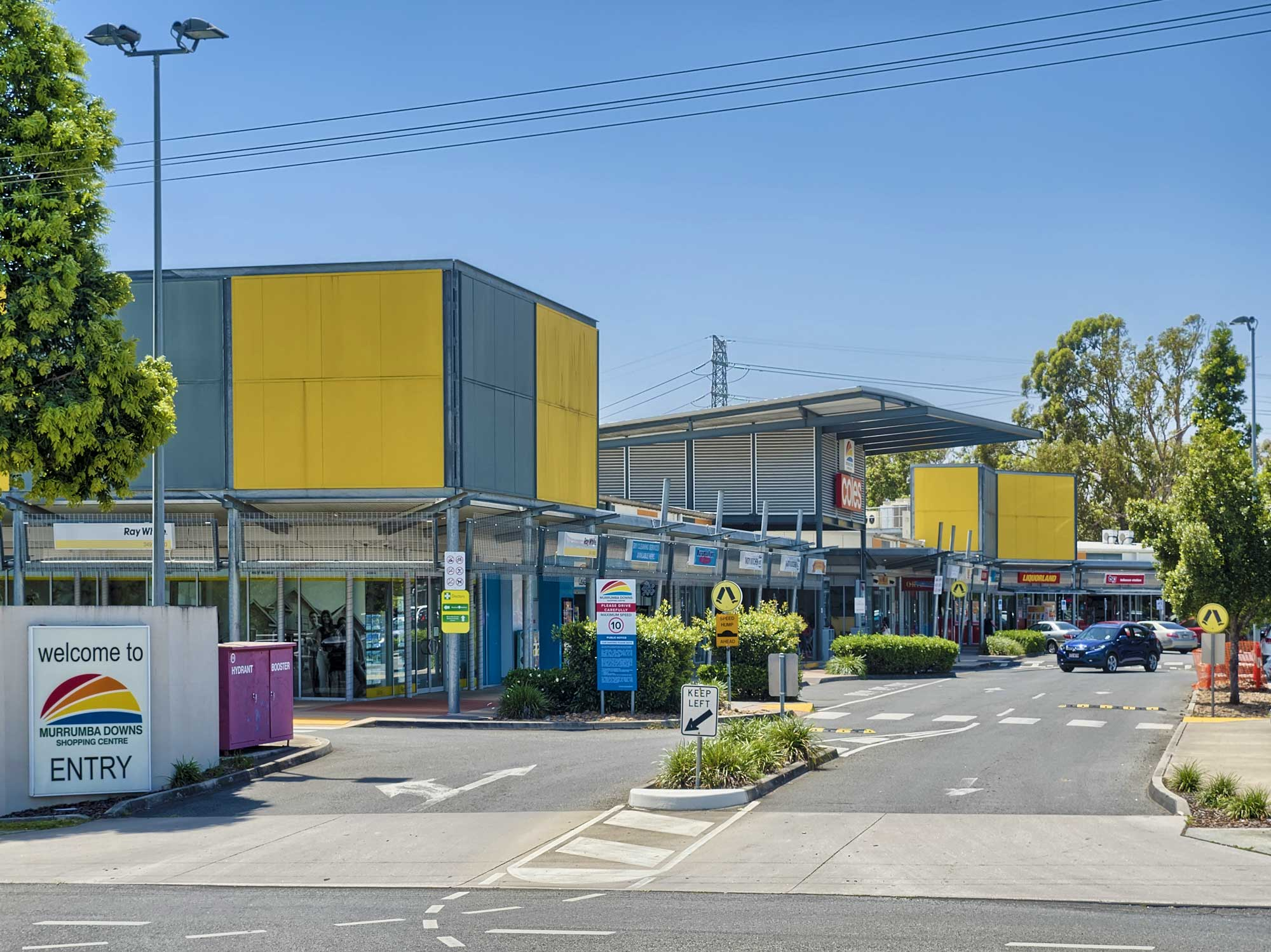 Murrumba Downs Shopping Centre Photography
