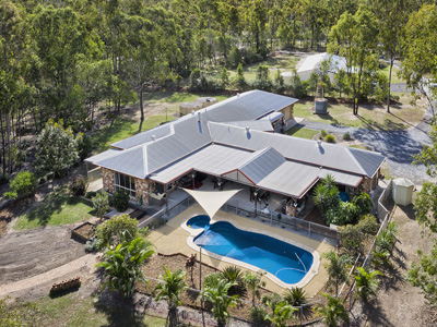 Acreage photography in and around Brisbane - click to see more images