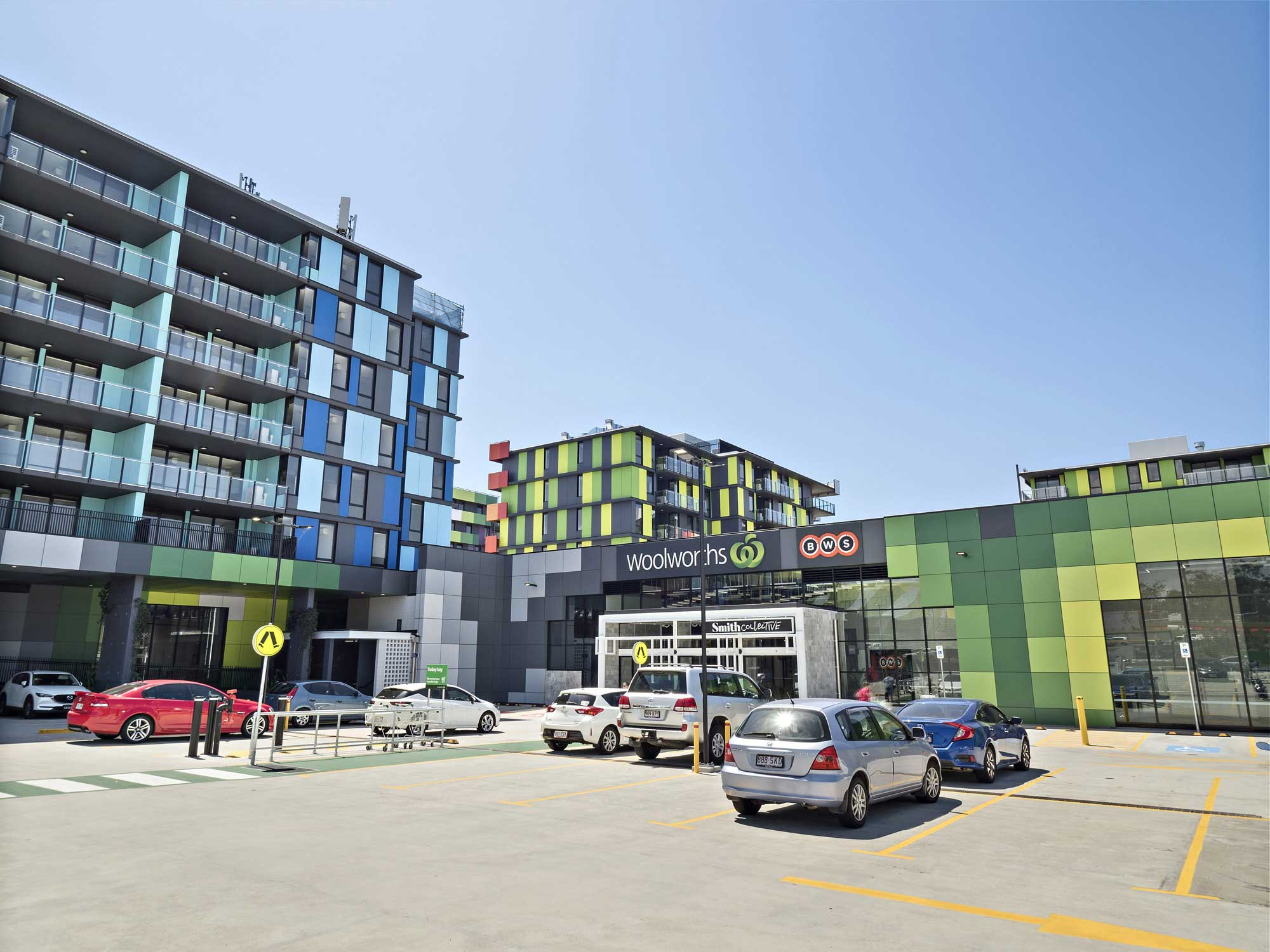 The Unita 2018 Commonwealth Village retail enhancement project