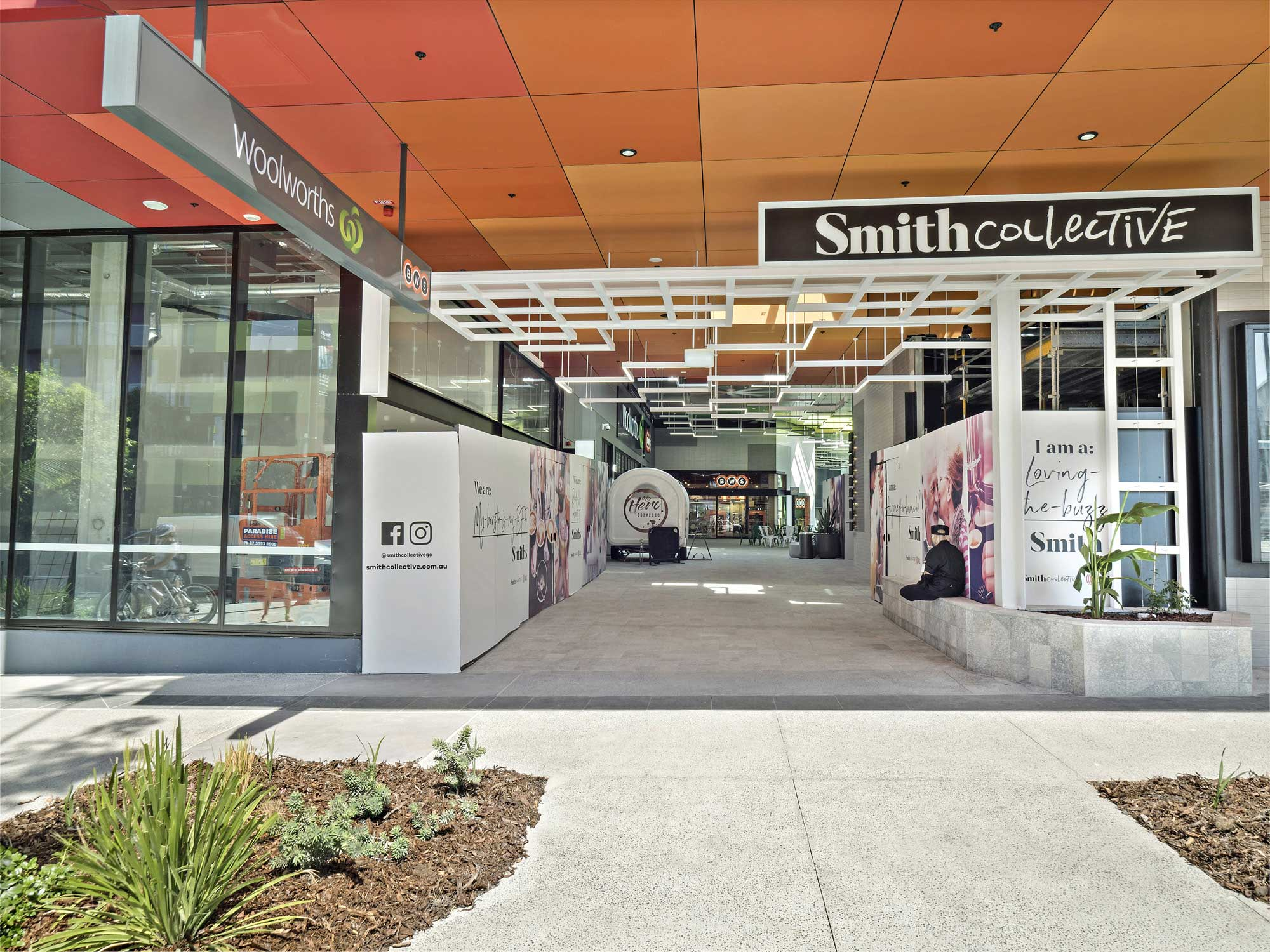 Unita Parklands Southport Retail  Enhancement