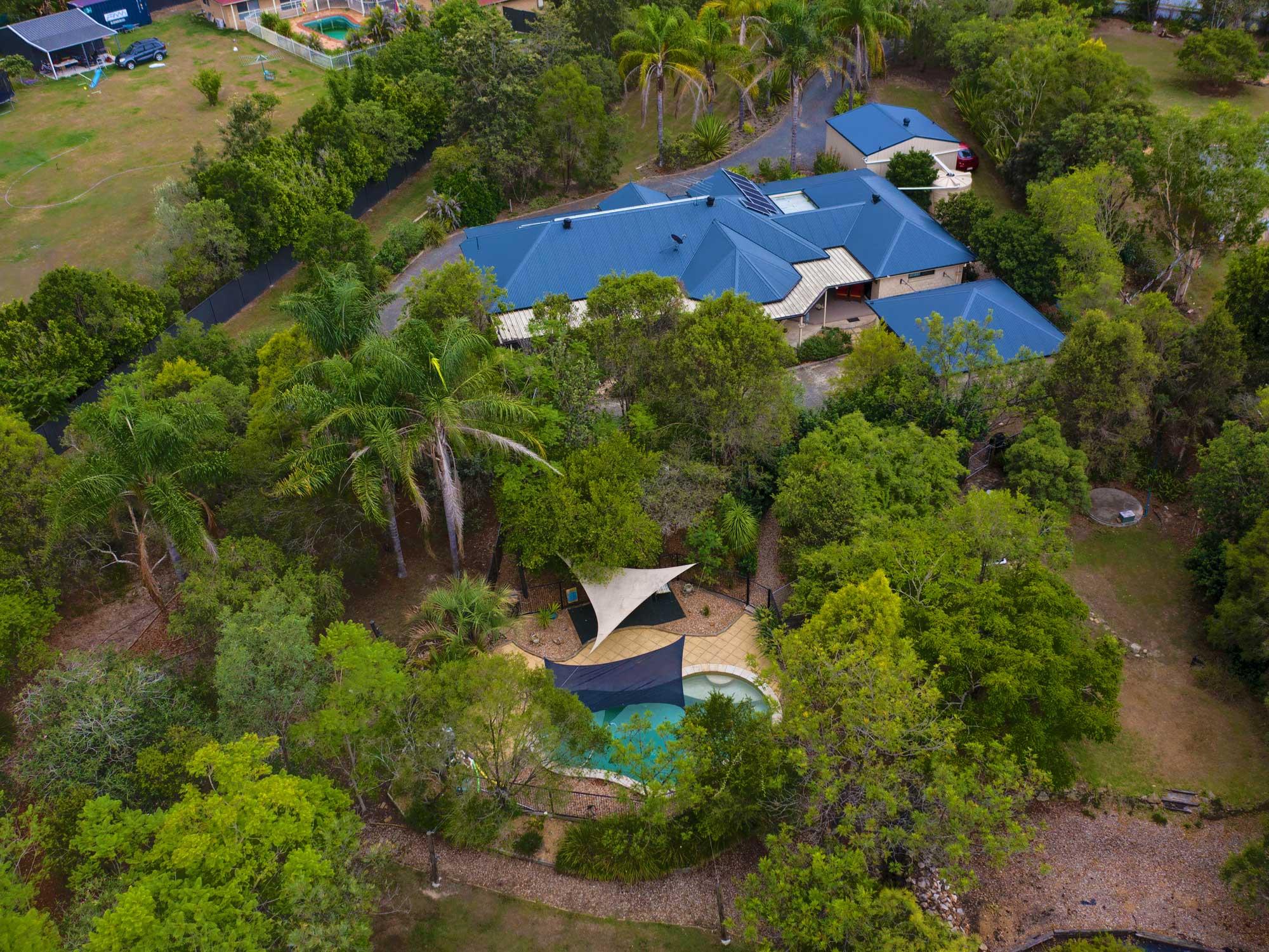 Brisbane apartment Photography - acreage property for sale Jimboomba
