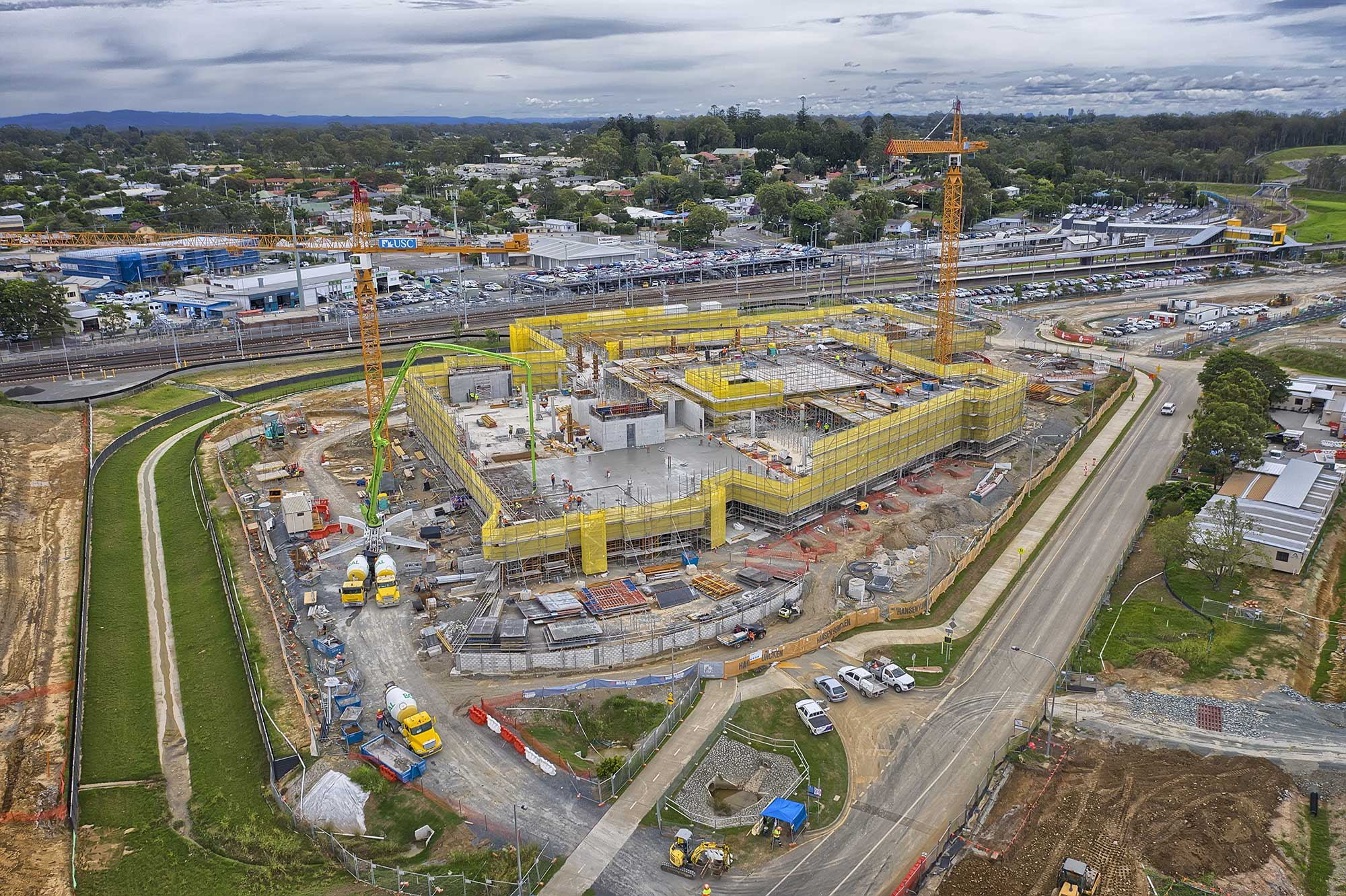 Construction photography Brisbane - Lawnton