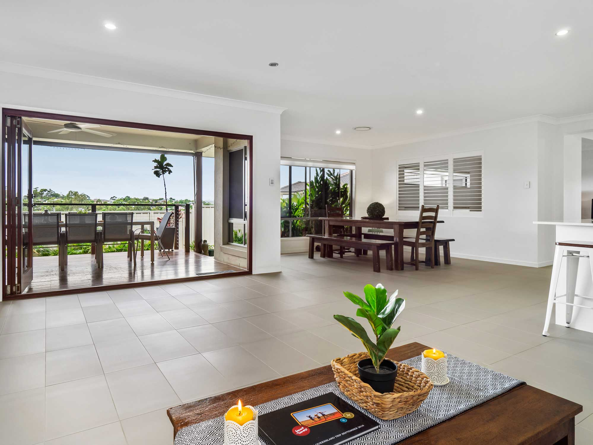 Real estate photography for a new home listing at Cashmere, Brisbane north side