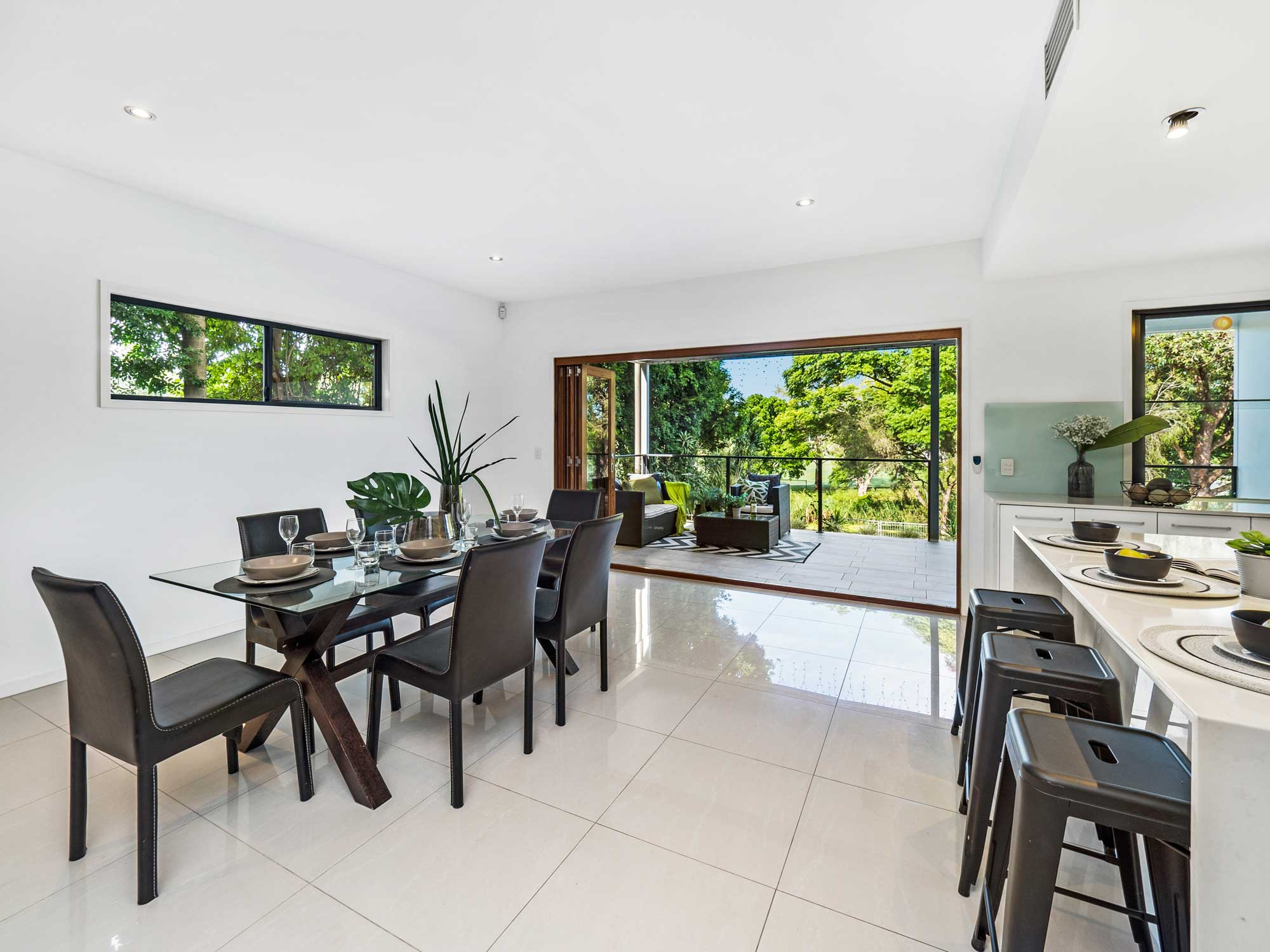 Real estate photography for a new home listing at Wavell Heights, Brisbane north side