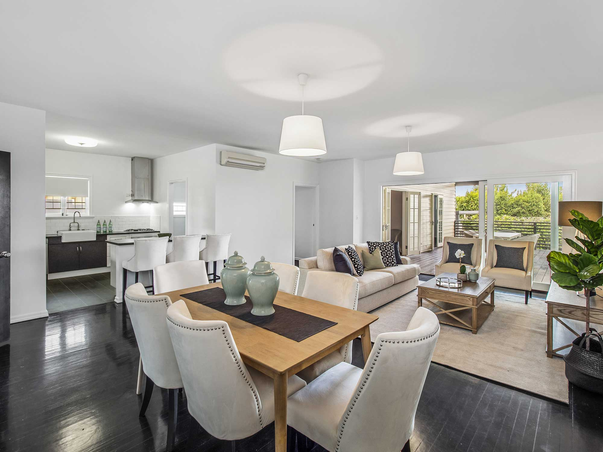 Capturing the interior living spaces -  Photographing a new property listing at Wavell Heights Brisbane