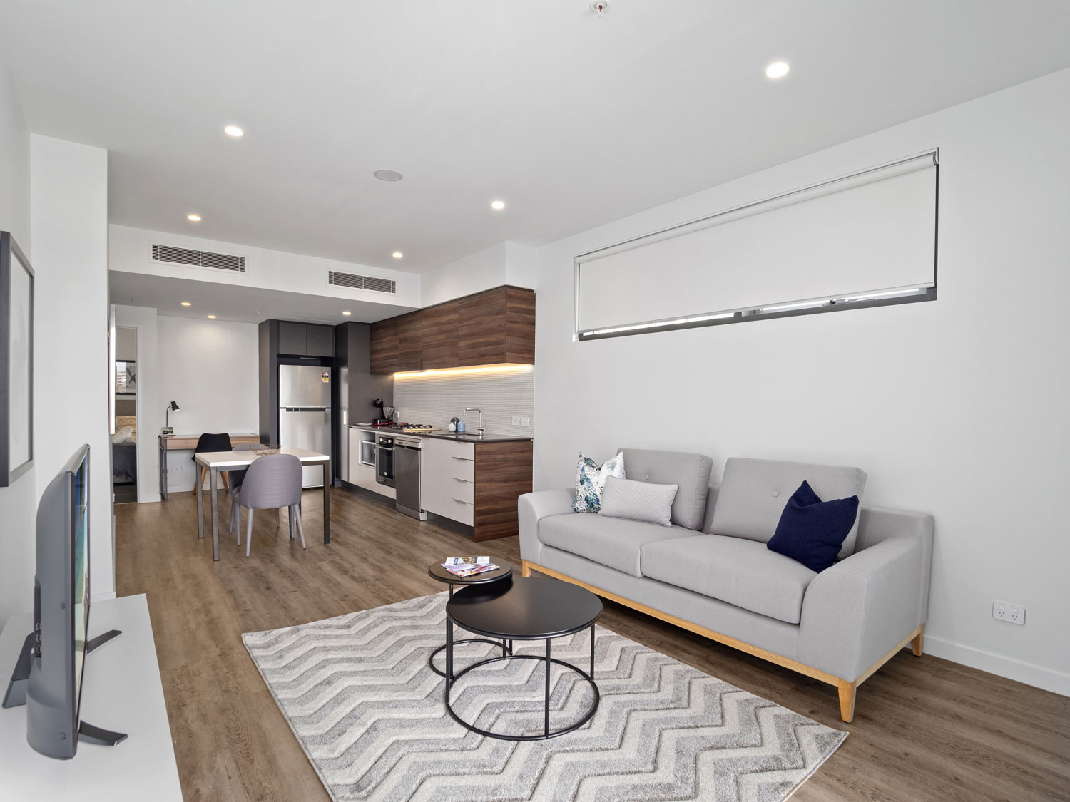 Apartment photography for Lucid Living, South Brisbane