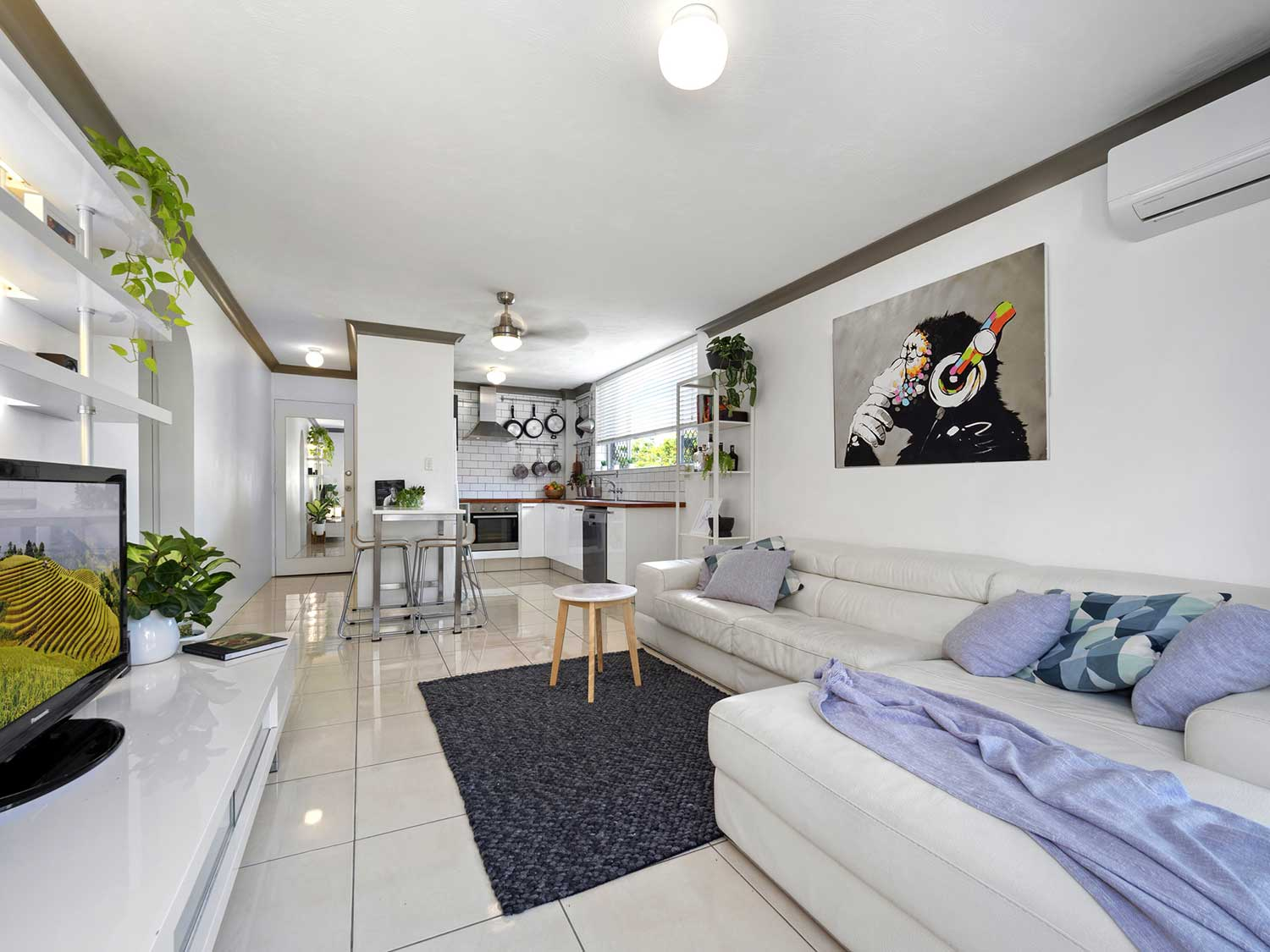 Apartment photography at Nundah