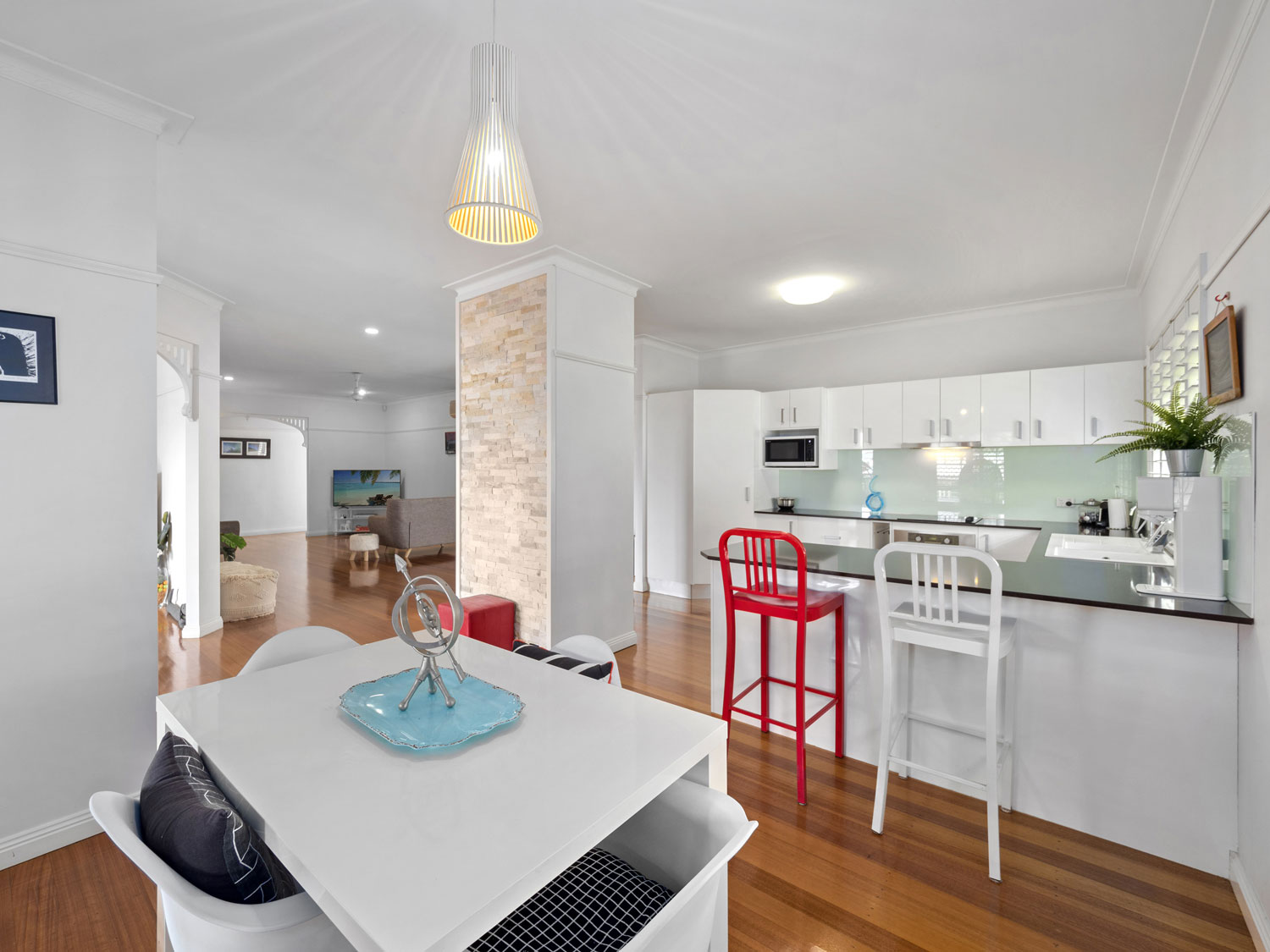 Interior photography of a home for sale at Eaton's Hill