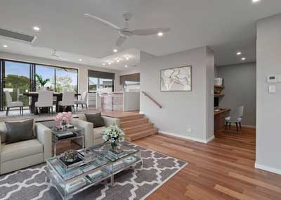 Construction completion photographs for 36 ODonnell Street Wavell Heights