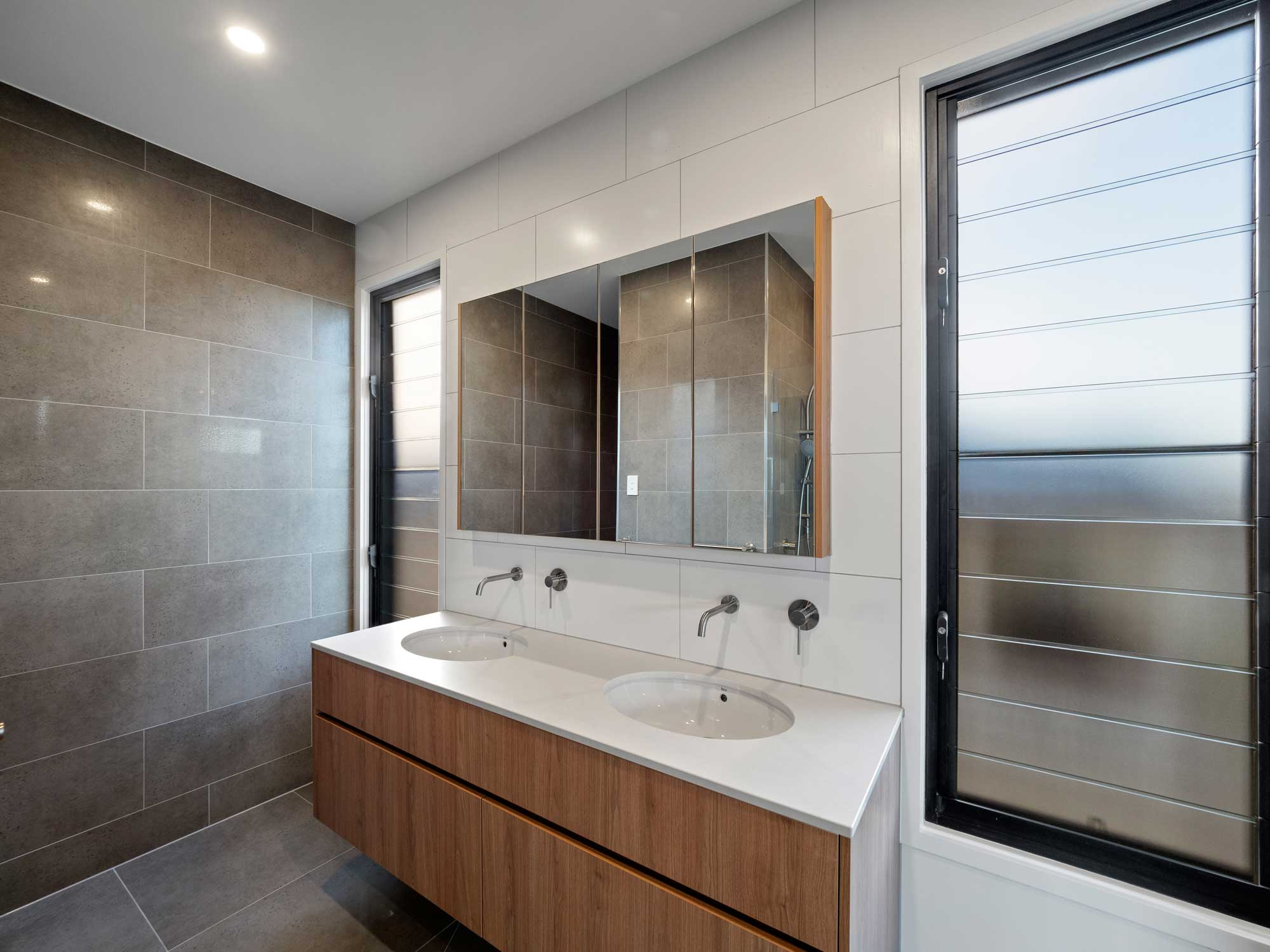 Construction completion photography for 36 ODonnell Street, Wavell Heights