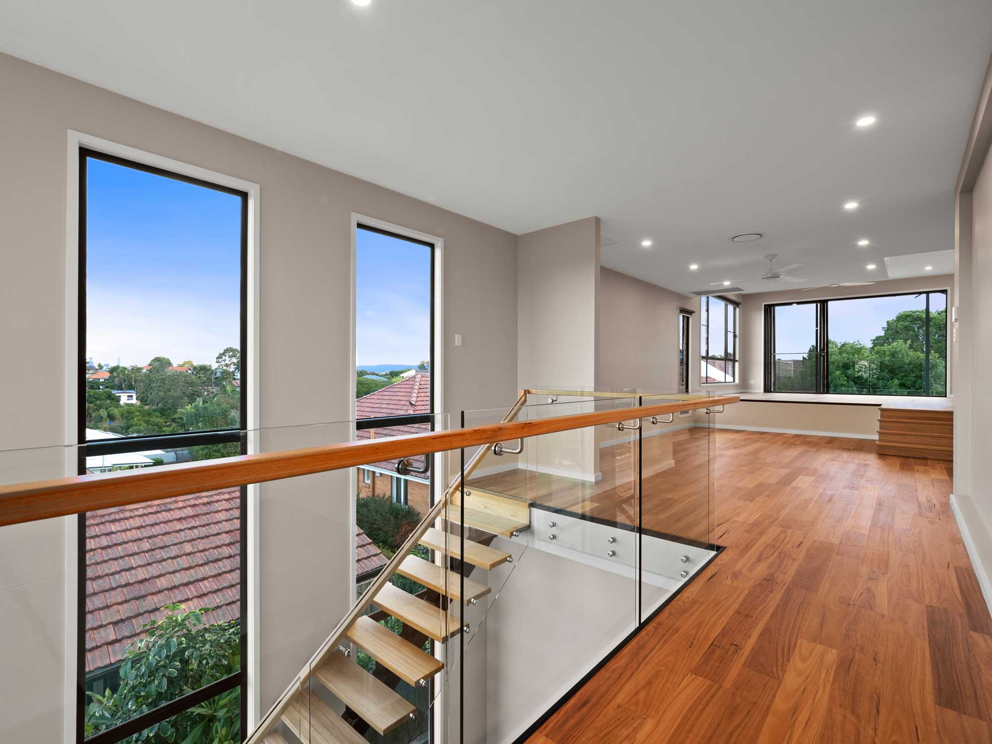 Construction completion photograph 36 ODonnell Street, Wavell Heights